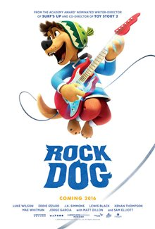 Rock Dog - Photo Gallery