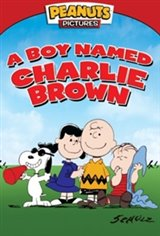 A Boy Named Charlie Brown Movie Poster