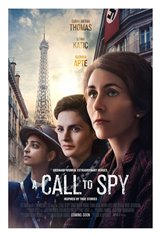 A Call to Spy Poster