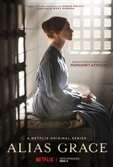 Alias Grace (Netflix) Movie Poster