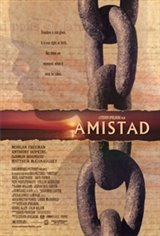 Amistad Movie Poster