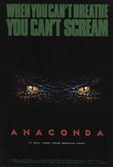 Anaconda Movie Poster