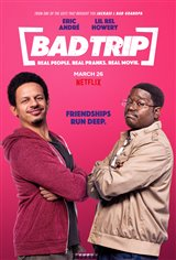 Bad Trip (Netflix) Movie Poster