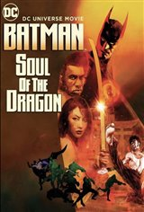 Batman: Soul of the Dragon Movie Poster