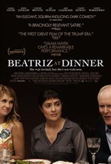 Beatriz at Dinner Movie Poster