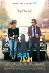 Begin Again Movie Poster