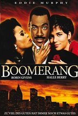 Boomerang (1992) Movie Poster