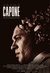 Capone Movie Poster