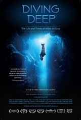 Diving Deep: The Life and Times of Mike deGruy Movie Poster
