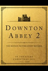 Downton Abbey 2 Movie Poster
