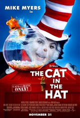 Dr. Seuss' The Cat in the Hat Movie Poster