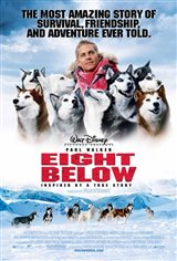 Eight Below Movie Poster