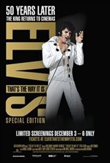 Elvis: That's The Way It Is - Special Edition Poster