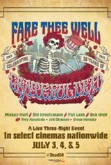 Fare Thee Well: Celebrating 50 Years of The Grateful Dead Poster