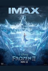 Frozen II: The IMAX Experience Movie Poster