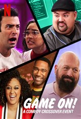 Game On! A Comedy Crossover Event (Netflix) Movie Poster