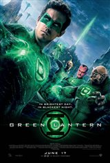 Green Lantern Movie Poster