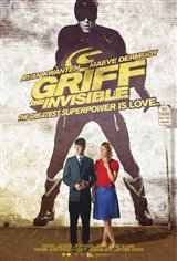 Griff the Invisible Movie Poster