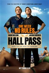 Hall Pass Movie Poster