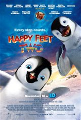 Happy Feet Two Movie Poster