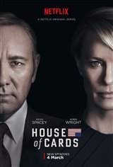 House of Cards: Season 4 (Netflix) Movie Poster