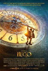 Hugo (2011) Movie Poster