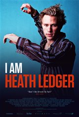 I Am Heath Ledger Movie Poster