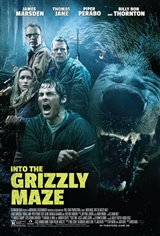 Into the Grizzly Maze Movie Poster