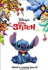 Lilo & Stitch Movie Poster