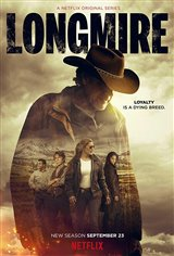 Longmire Movie Poster