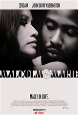 Malcolm & Marie (Netflix) Movie Poster