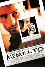 Memento (v.o.a.s-t.f.) Movie Poster