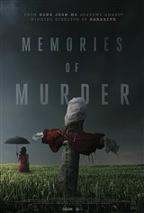 Memories of a Murder Movie Poster