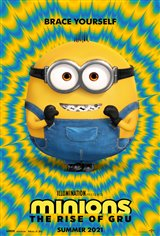 Minions: The Rise of Gru Poster