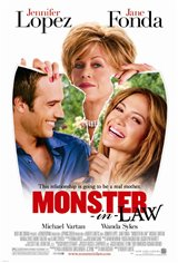 Monster-in-Law Movie Poster