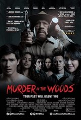 Murder in the Woods Poster