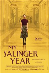 My Salinger Year Movie Poster