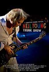Neil Young Trunk Show Movie Poster