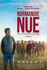 Normandie nue Movie Poster
