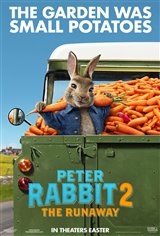 Peter Rabbit 2: The Runaway Movie Poster
