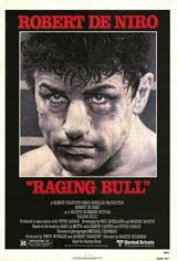 Raging Bull Movie Poster