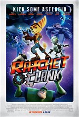 Ratchet & Clank Movie Poster