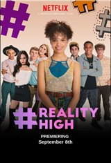 Reality High (Netflix) Movie Poster