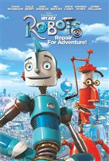 Robots (2005) Movie Poster