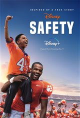 Safety (Disney+) Movie Poster