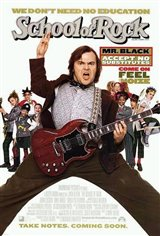 School of Rock Movie Poster