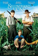 Secondhand Lions Movie Poster