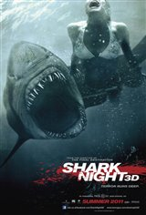 Shark Night Movie Poster