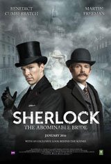 Sherlock: The Abominable Bride Movie Poster