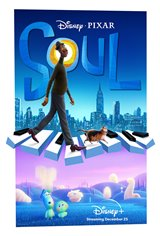 Soul (Disney+) Movie Poster